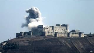 قلعہ الحصن