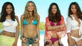 Девушки из ролика Air New Zealand, Sports Illustrated