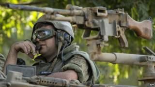 Soldado israelense (AFP)