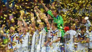 जर्मनी बना विश्व चैंपियन