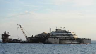 Costa Concordia (Getty)