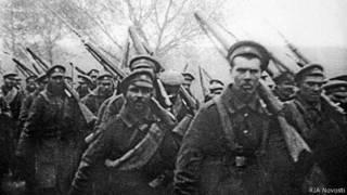 Солдаты царской армии