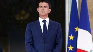 Manuel Valls (AFP)