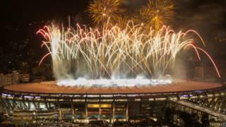 Final da Copa no Maracanã (AFP)