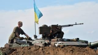 Луганск, армия