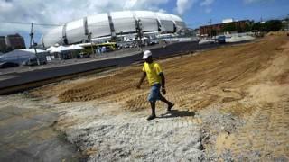 नाटाल, ब्राज़ील का स्टेडियम