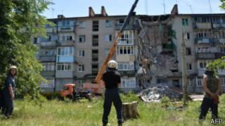 відновлення Слов'янська