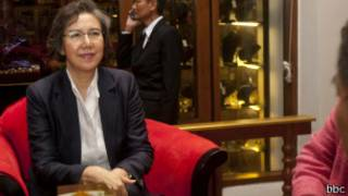 The new U.N. human rights envoy for Burma