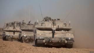 इसराइली सेना