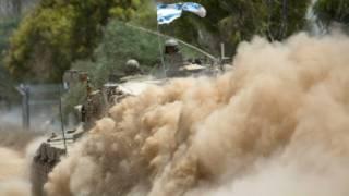 Israel ubu ifise abasirikare muri Gaza barwanira ku butaka