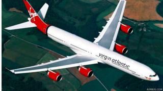 Airbus340-600型客机