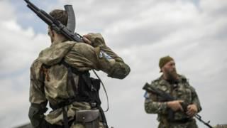 Сепаратисты на Украине
