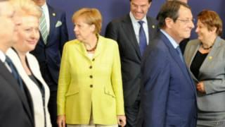 Лідери ЄС