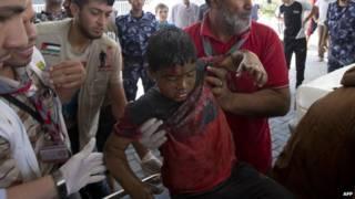 Conflito em Gaza | Crédito: AFP