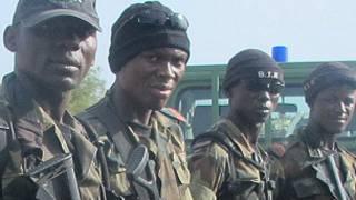 Wanajeshi wa Cameroon
