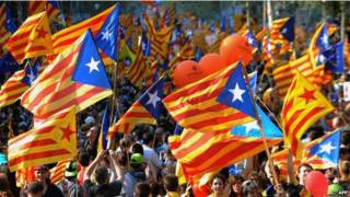 Марш за незалежність Каталонії