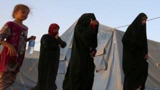 इराक़ी महिलाएं