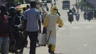 Ebola muri Nigeria
