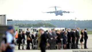 Không vận các nạn nhân vụ MH17