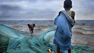 घाना, मछली पालन