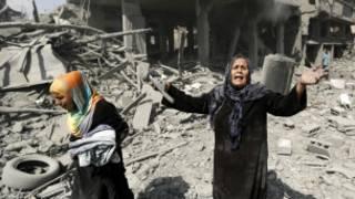 Ibitero i Gaza