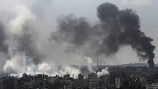 हमास-इसराइल हमला