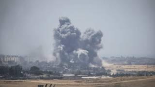 Les hostilités se poursuivent à Gaza, malgré le cessez-le-feu de 24 heures annoncé dimanche par le Hamas