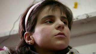 सीरियाई बच्ची