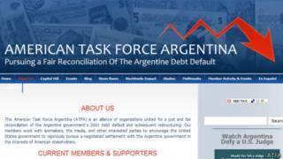 Página web de la ATFA
