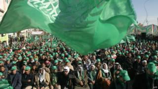 Vitória do Hamas nas eleições de 2006 (AFP)