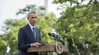 अमेरिकी राष्ट्रपति बाराक ओबामा