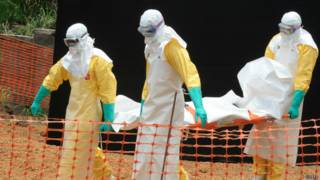 本月早些时候,英格兰公共卫生部门向英国的医生下发了关注埃博拉症状的提示。