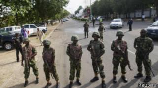 Igisirikare cya Nigeria kimaze gihe kigerageza kubungabunga umutekano mu majyaruguru.