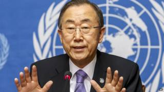 """الأمم المتحدة """"المتضاربة"""" تعاني لإحلال السلام العالمي"""