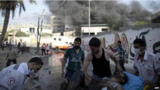новини, Газа