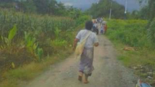 Namataung Villagers, Shan State