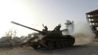 लीबिया का संघर्ष