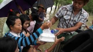 flood myanmar