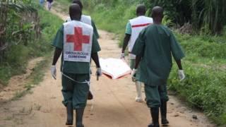埃博拉受害者法亚年仅4个月