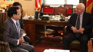 Ông Phạm Quang Nghị thăm Mỹ