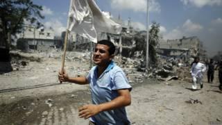 Cessar-fogo de 72 horas | Crédito: Reuters