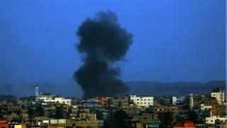ग़ज़ा में इसराइली हवाई हमला, चार अगस्त 2014