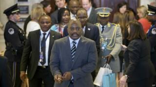 Cúpula EUA-África | Crédito: AP