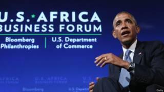 白宫官员称,美国公司计划在非洲投资140亿美元,涉及非洲的基础设施、清洁能源、信息技术和银行金融。本周以来,奥巴马政府已经向非洲国家承诺了330亿美元的投资金额。