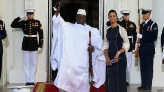 Presidente de Gambia