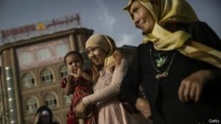 زنان ایغور