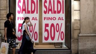 الاقتصاد الإيطالي يدخل في الركود من جديد
