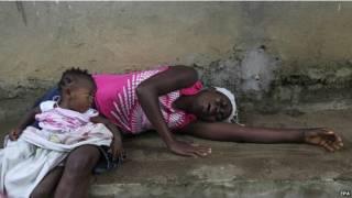 Эбола в Либерии