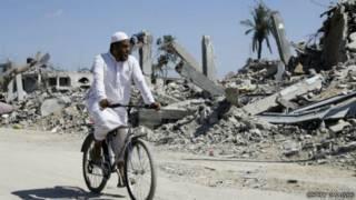 بي بي سي تبث نداءات التبرع لغزة