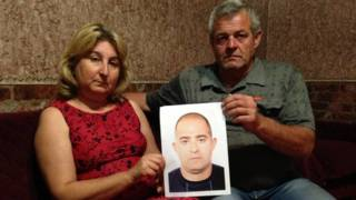 Семья пропавшего Сейрана